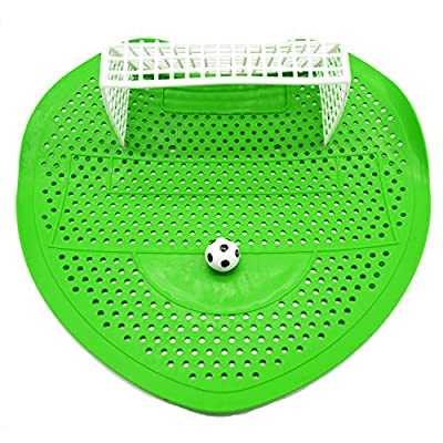 MAYMII Football Soccer Shoot Goal Style Urinal Screen Mat For Hotel Home Brand New