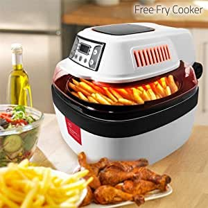 Chef Master Kitchen Fry Cooker Robot de cocina y accesorios, 6 ...