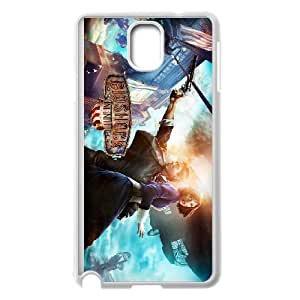 BioShock For Samsung Galaxy Note 3 N9000 Case Cell phone Case Vwww Plastic Durable Cover