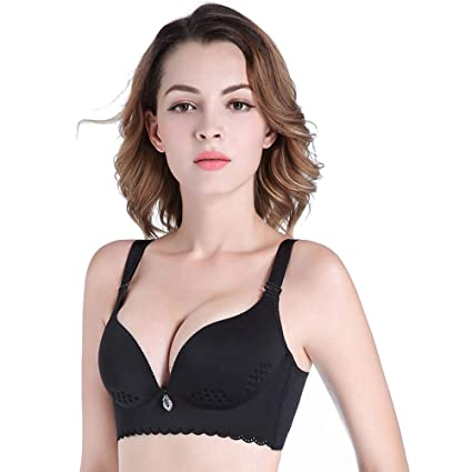 0cac90965585e Amazon.com  BOLUOYI Bralette Plus Size