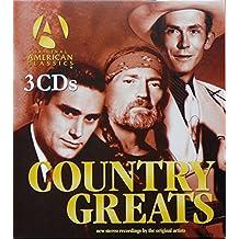 Country Greats: Original American Classics