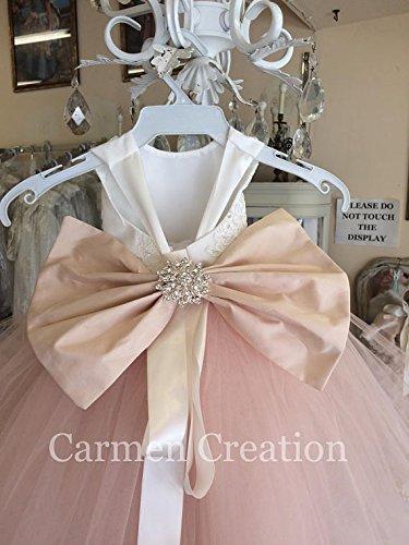 Mini Bride Flower Girl Dress 1001 NB