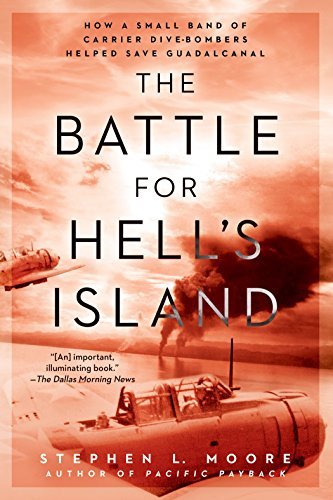 The Battle for Hell's Island: How a Small Band of Carrier Dive-Bombers Helped Save (Navy Dive)