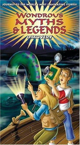 Wondrous Myths & Legends - Discovery [VHS]
