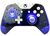 ''Space'' Xbox One Rapid Fire Modded Controller Pro Finish 40 Mods for COD Advanced Warfare, Ghosts Quickscope, Jitter, Drop Shot, Auto Aim Zombie, Jump Shot, Auto Sprint, Fast Reload, Much More