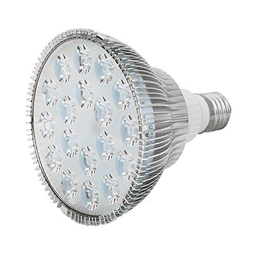 BEAMNOVA E27 54W LED Plant Grow Light Lamp Bulb Par Red Blue for Greenhouse Garden Hydroponic Plant