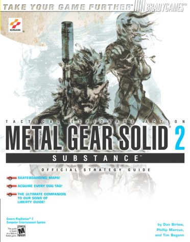 metal gear solid 1 strategy guide - 9