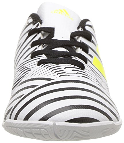 Pictures of adidas Boys' Nemeziz 17.4 in J S82464 White/Solar Yellow/Black 6