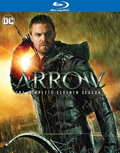 Arrow: The Complete Seventh Season (Blu-ray)