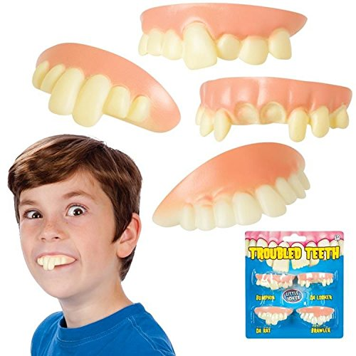 Toysmith TSM5550 Troubled Teeth Toy