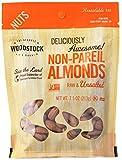 Woodstock Non Pareil Almonds, 7.5 oz