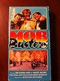 Mob Busters (1985) Richard Kiel, Misty Rowe