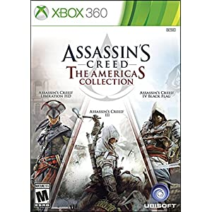 Assassin's Creed: The Americas Collection – Xbox 360 Standard Edition