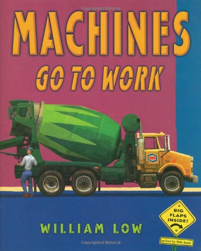 Machines Go To Work by Low, William (Image #3)