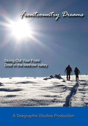 Telemark Touring Skis - Frontcountry Dreams - Ski Touring Out Your Front Door in the Methow Valley