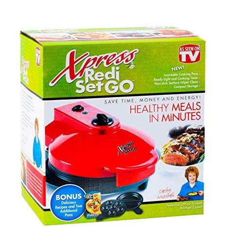 Good Times Xpress Redi Set Go Cooker