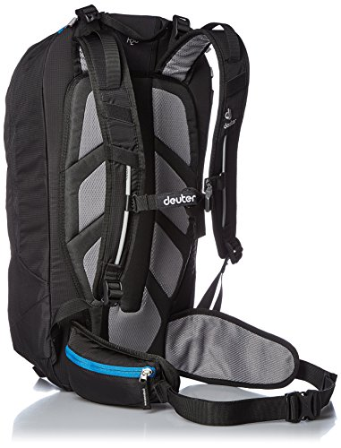 Deuter 330301773030 Black/Bay Freerider Lite 25 - Perfect for Hiking, Biking, Hunting, Off-road and Motorcycling by Deuter (Image #2)'