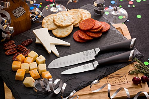 Chicago Cutlery Fusion Forged 18-Piece Knife Block Set Review 3
