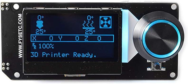 12864 - Controlador LCD con ranura para tarjeta SD para kit de ...