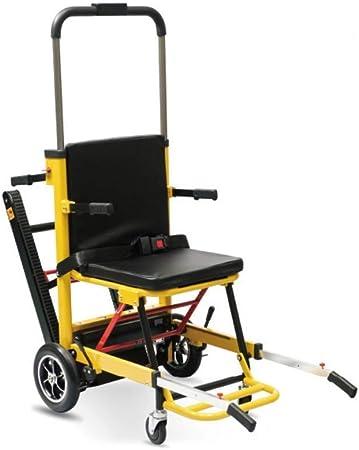 DLY Silla de Ruedas de Escalada Eléctrica para Discapacitados ...