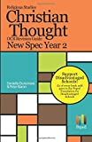 Religious Studies Christian Thought OCR Revision Guide New Spec Year 2