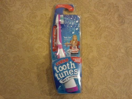 Turbo Tooth Tunes Battery Powered