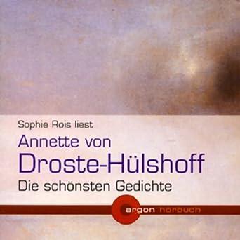 Amazoncom Annette Von Droste Hülshoff Die Schönsten