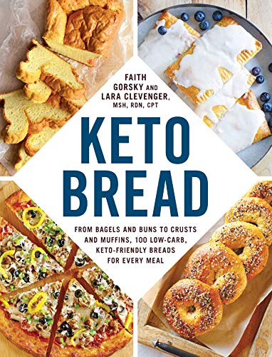 Keto Bread From Bagels