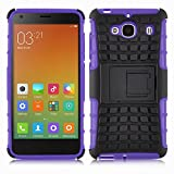 iPhone 5C Case - ALLIGATOR Heavy Duty Rugged Double Protection Back Cover for iPhone 5C, Purple