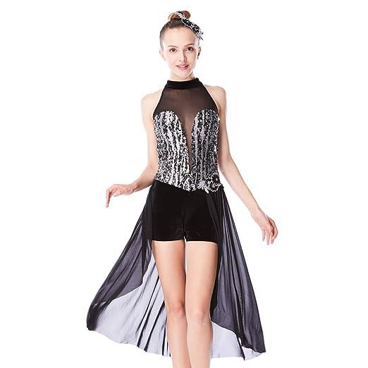 Amazon Midee Contemporary Costume Morden Lyrical Dance Dress