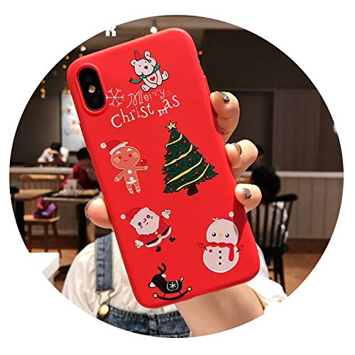 Crown Letter Print Pattern Phone Case for iPhone X Case XR Xs Max Silicone Soft TPU Cases for iPhone 7 8 6 6S Plus Cover,style2,for iPhone - Caviar Crown