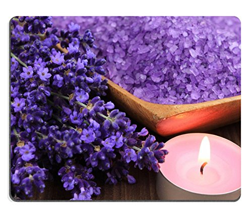 liili-mouse-pad-natural-rubber-mousepad-spa-resort-and-wellness-composition-lavender-flowers-coloure