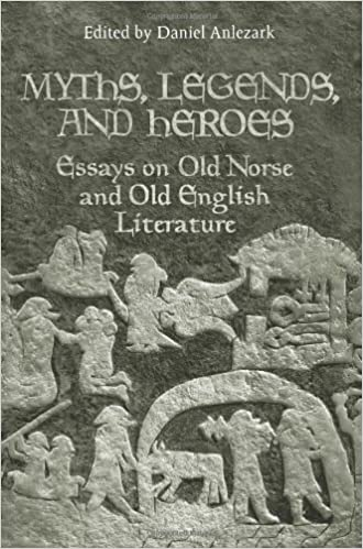 Amazoncom Myths Legends And Heroes Essays On Old Norse And  Amazoncom Myths Legends And Heroes Essays On Old Norse And Old English  Literature Toronto Old Norseicelandic Series Tonis   Daniel