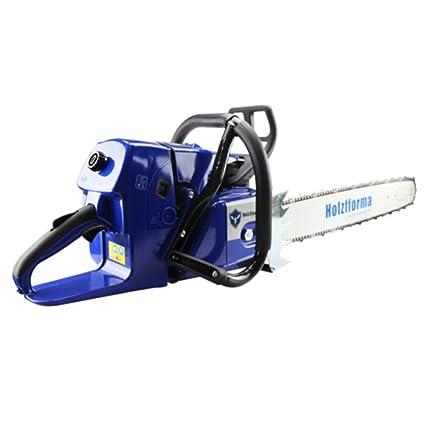 Farmertec Holzfforma Blue Thunder G660 Gasoline Chain Saw Chainsaw 92CC  with 3/8