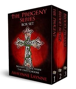 The Progeny Trilogy I: The Progeny, Blood Bonds, Blood Promise (The Progeny Series) by [Laynne, Ashlynne]