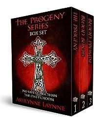 The Progeny Trilogy I: The Progeny, Blood Bonds, Blood Promise (The Progeny Series)