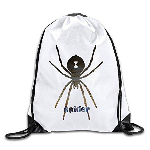 BENZIMM The Spider Drawstring - Bags Flat Cartoon