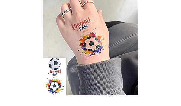 ljmljm 5 Piezas Impermeable Tatuaje Pegatina avión avión Globo ...