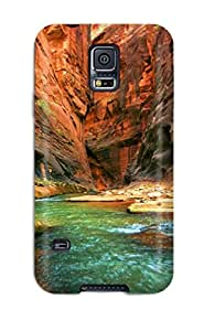 For Galaxy S5 Fashion Design Grand Canyon Case Galaxy