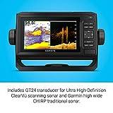 Garmin ECHOMAP UHD 63cv, Keyed Chartplotter with