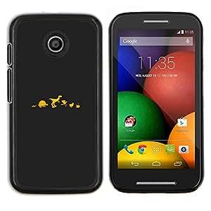 """Be-Star Único Patrón Plástico Duro Fundas Cover Cubre Hard Case Cover Para Motorola Moto E / XT1021 / XT1022 ( Evolución"""" )"""