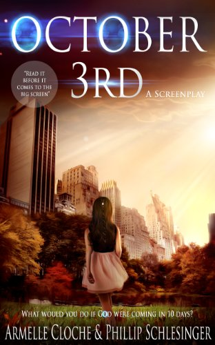 Book: OCTOBER 3rd by Armelle Cloche & Phillip Schlesinger