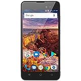 """Smartphone Multilaser MS50L 3G QuadCore 1GB RAM Tela 5"""" Dual Chip Android 7 Preto/Grafite - P9051 P9051"""