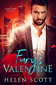 Fury's Valentine (Fury's Fire Book 1) by [Scott, Helen]