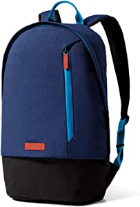 Bellroy Campus Backpack (Slim College Backpack, Protect Sleeve for Laptops Up to 15 Inch, Internal Organization Pockets) - Blue Neon