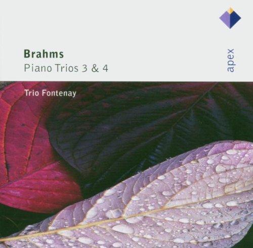 (Brahms: Pno Trios Nos 3 & 4)