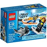 Lego City Coast Guard 60011 - Salvataggio del Surfista