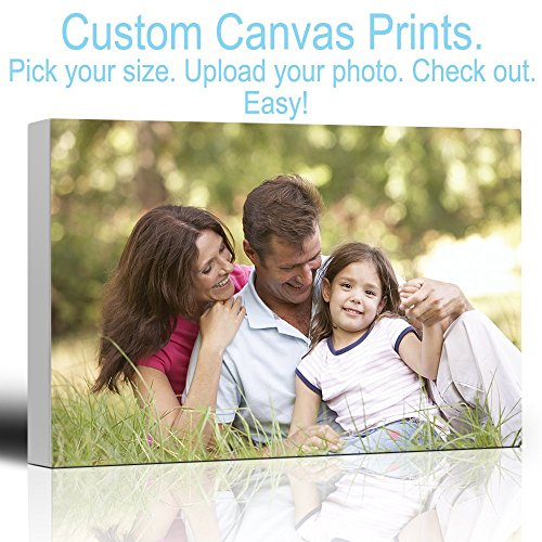 Wall26 Personalized Photo Canvas Print product image