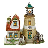 Departamento 56 Dickens 'Village Great Yarmouth Light House 4059380