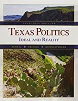 Bundle: Texas Politics: Ideal and Reality, 2015-2016, Loose-leaf Version, 13th + MindTap Political Science, 1 term (6 months) Printed Access Card